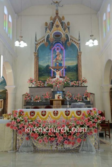 The Annual feast of Our Lady of Remedies celebrated - Our Lady of