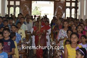 Inauguration of the Catechetical Year held