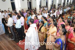 Oath taking Ceremony of New Parish Pastoral Council 2020-22