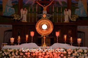 New Year & Mary Mother of God Eucharist celebration