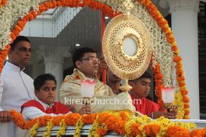 Confraternity Sunday (Compricho Aithar) celebrated at Kirem Church