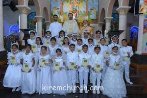 First Holy Communion-2021