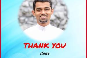 Thank you dear Br Jeeven Lobo